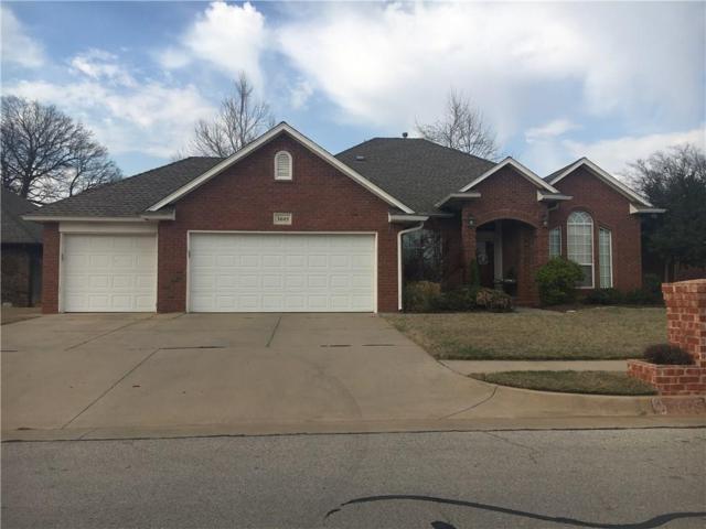 3605 SW 127th, Oklahoma City, OK 73170 (MLS #779416) :: Richard Jennings Real Estate, LLC