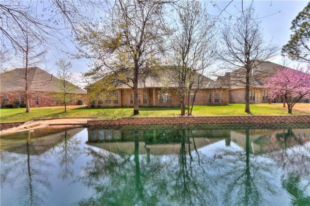 12552 Crick Hollow Court, Oklahoma City, OK 73170 (MLS #779484) :: Homestead + Co