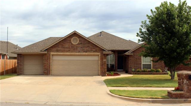 629 SW 159th Street, Oklahoma City, OK 73170 (MLS #779526) :: Homestead + Co