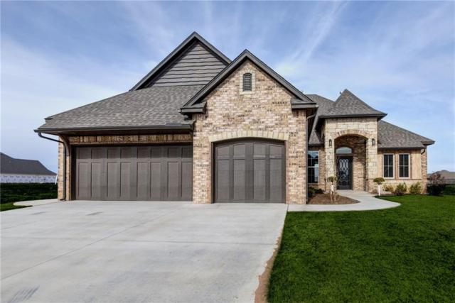 5017 SW 130th Street, Oklahoma City, OK 73173 (MLS #779572) :: Homestead + Co