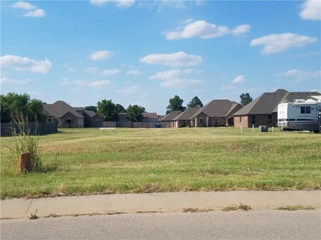 513 Kings Court, Tuttle, OK 73089 (MLS #779591) :: Erhardt Group at Keller Williams Mulinix OKC