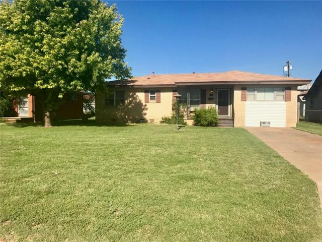 1315 N Thomas, Altus, OK 73521 (MLS #779599) :: Erhardt Group at Keller Williams Mulinix OKC