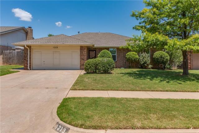 1213 SW 105 Street, Oklahoma City, OK 73170 (MLS #779650) :: Homestead + Co