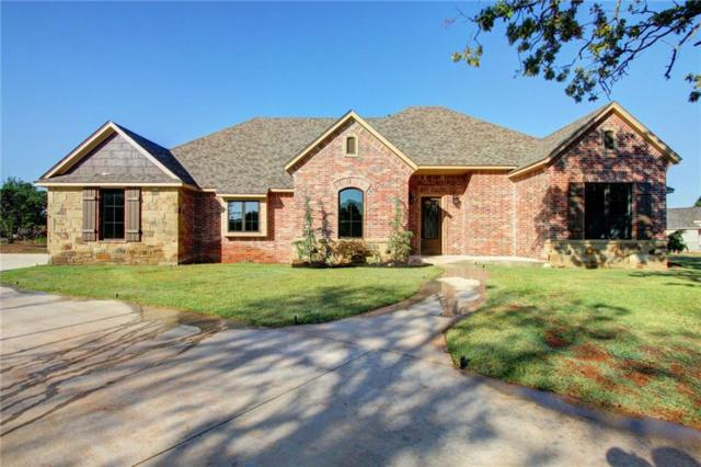 17012 Reedser Way, Choctaw, OK 73020 (MLS #779760) :: Homestead + Co