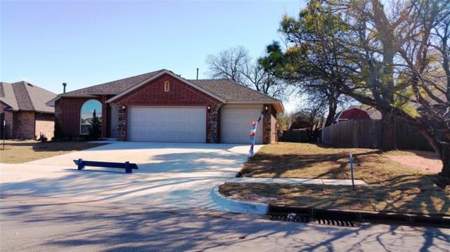 9936 Glascow Terrace, Oklahoma City, OK 73099 (MLS #779816) :: Homestead + Co