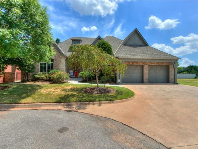 14704 Hollyhock Drive, Oklahoma City, OK 73142 (MLS #779818) :: Homestead + Co