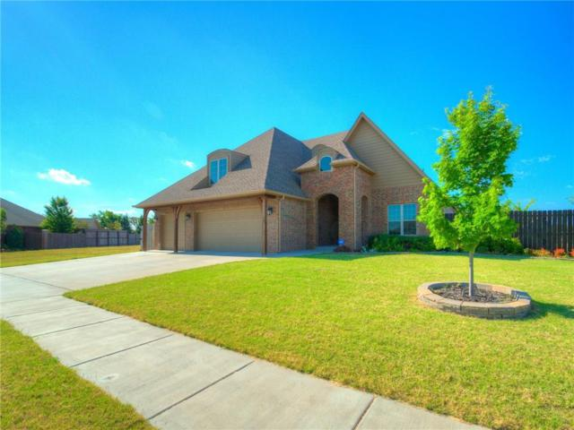 2500 Langley Court, Norman, OK 73071 (MLS #780043) :: Wyatt Poindexter Group