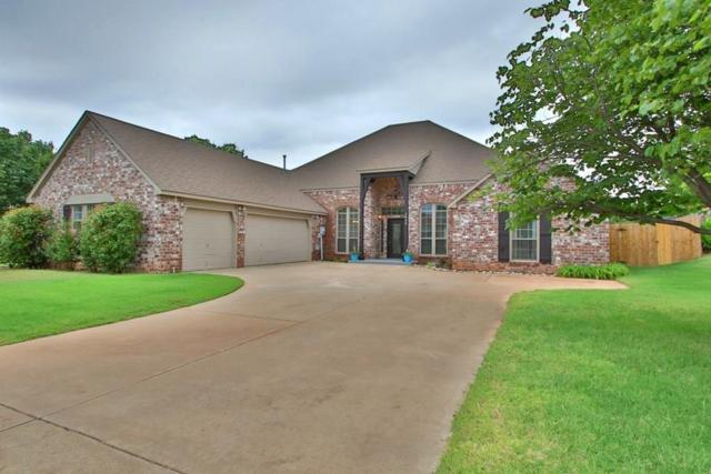 1513 NW 197th Circle, Edmond, OK 73012 (MLS #780344) :: Homestead & Co