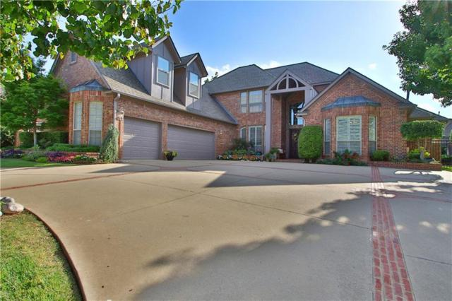 11533 Twisted Oak, Oklahoma City, OK 73120 (MLS #780582) :: The Professionals Real Estate Group