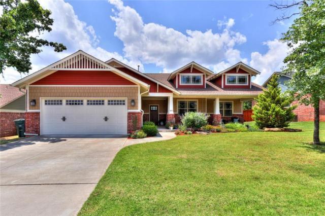 401 Falling Sky, Edmond, OK 73034 (MLS #780690) :: Homestead & Co