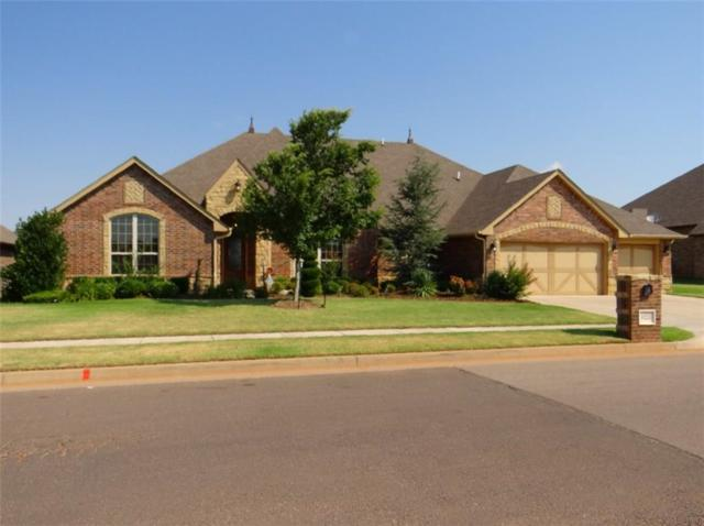 8233 NW 146th Street, Oklahoma City, OK 73142 (MLS #780794) :: Wyatt Poindexter Group
