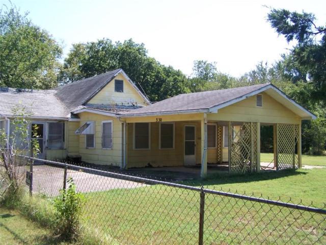 330 W Leslie, Pauls Valley, OK 73075 (MLS #780852) :: Wyatt Poindexter Group
