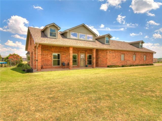3616 W Washington Avenue, Piedmont, OK 73078 (MLS #781219) :: The Professionals Real Estate Group