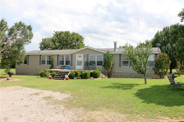 21298 N County Road 3216, Pauls Valley, OK 73075 (MLS #781226) :: Meraki Real Estate
