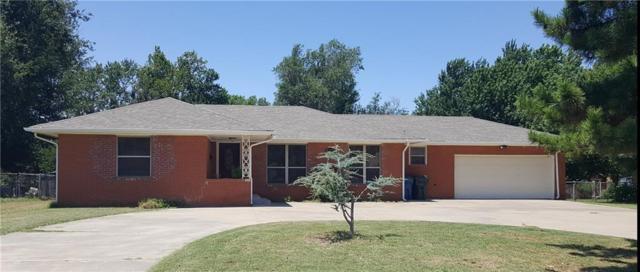 3005 Bella Vista Drive, Midwest City, OK 73110 (MLS #781245) :: Homestead & Co