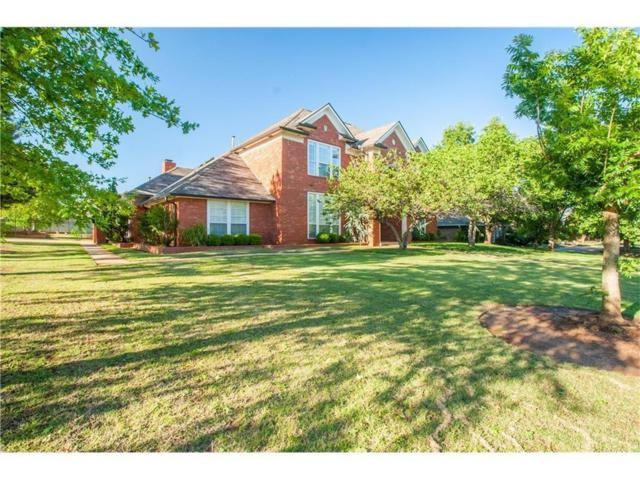 7009 NW 128th Terrace, Oklahoma City, OK 73142 (MLS #781629) :: Wyatt Poindexter Group
