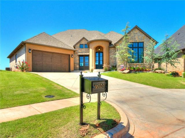 16709 Little Leaf Lane, Edmond, OK 73012 (MLS #781701) :: Homestead & Co
