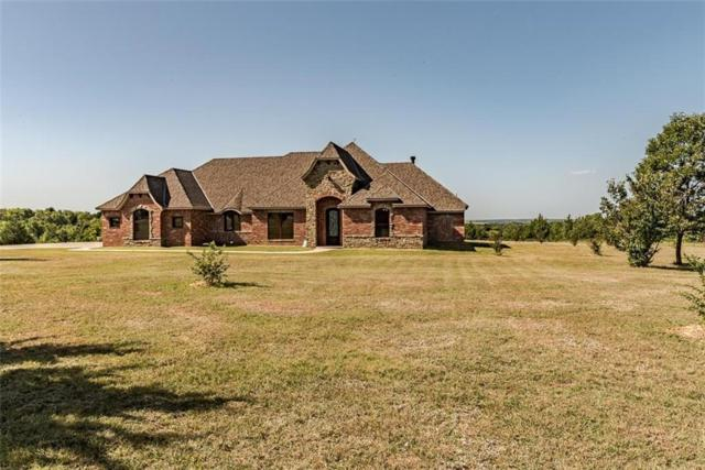 21506 201st Street, Purcell, OK 73080 (MLS #781934) :: Richard Jennings Real Estate, LLC