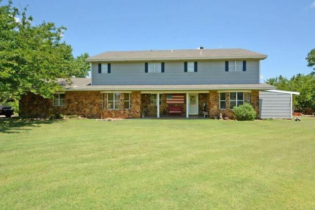 13301 Deer Creek Dr, Piedmont, OK 73078 (MLS #782013) :: The Professionals Real Estate Group