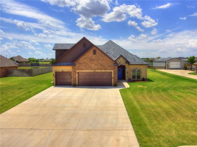 369 Stephany Drive, Piedmont, OK 73078 (MLS #782068) :: The Professionals Real Estate Group