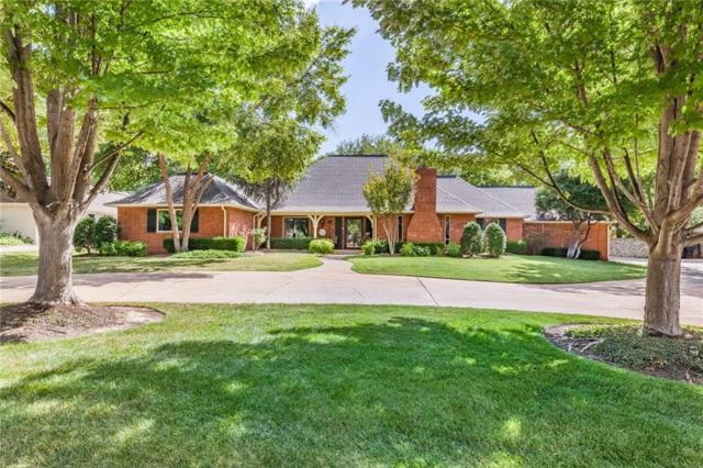 2924 Brush Creek, Oklahoma City, OK 73120 (MLS #782079) :: The Professionals Real Estate Group