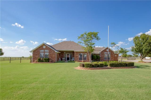 6107 Chisholm Lane, Piedmont, OK 73078 (MLS #782329) :: The Professionals Real Estate Group