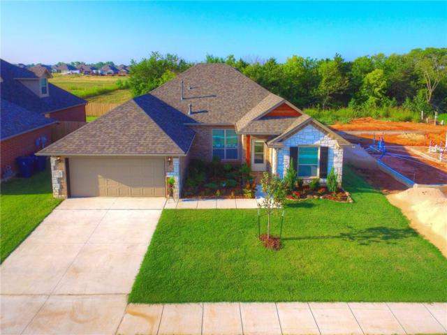 1028 SW 138th Street, Oklahoma City, OK 73170 (MLS #782520) :: Wyatt Poindexter Group