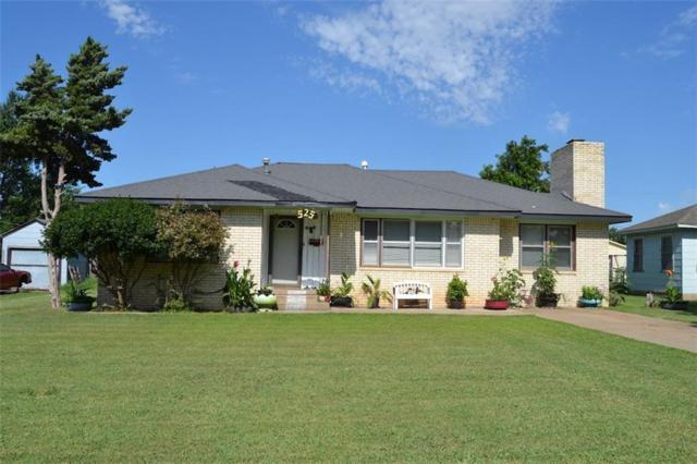 525 N Hill, Hobart, OK 73651 (MLS #782568) :: Wyatt Poindexter Group