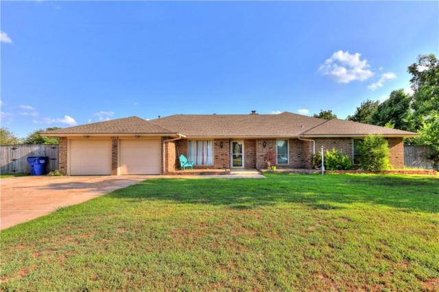 1912 W Rose Oak Drive, Mustang, OK 73064 (MLS #782619) :: The Professionals Real Estate Group