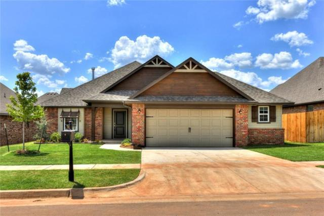 18801 Trailview Way, Edmond, OK 73012 (MLS #782670) :: The Professionals Real Estate Group