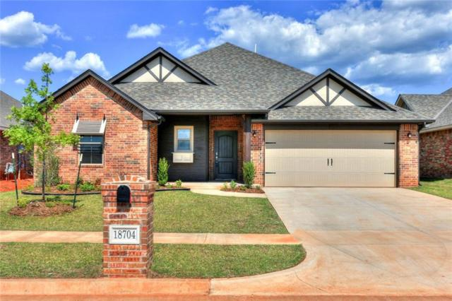 18704 Summer Grove Avenue, Edmond, OK 73012 (MLS #782671) :: The Professionals Real Estate Group