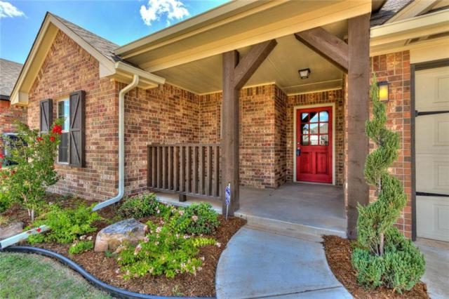 18605 Maidstone Lane, Edmond, OK 73012 (MLS #782673) :: The Professionals Real Estate Group