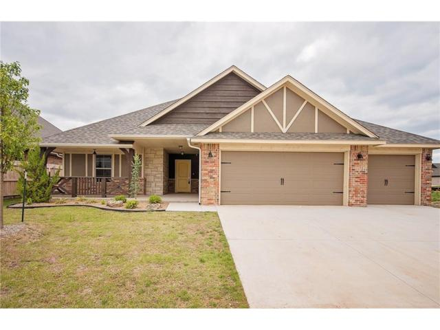 805 NW 186th Street, Edmond, OK 73012 (MLS #782674) :: The Professionals Real Estate Group