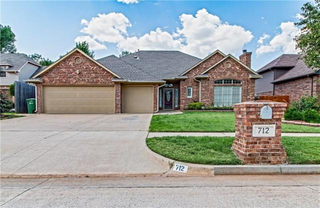 712 Villa, Yukon, OK 73099 (MLS #782706) :: The Professionals Real Estate Group