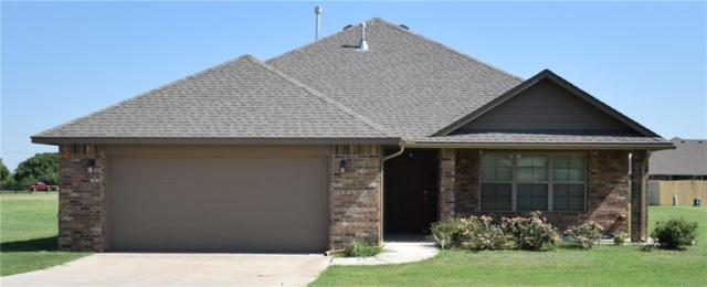 1620 Debbie Drive, Guthrie, OK 73044 (MLS #782764) :: The Professionals Real Estate Group