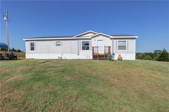 9977 Forest Hills Drive, Harrah, OK 73045 (MLS #782786) :: Wyatt Poindexter Group