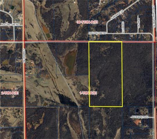 E Indian Hills Road, Newalla, OK 74857 (MLS #782810) :: Wyatt Poindexter Group