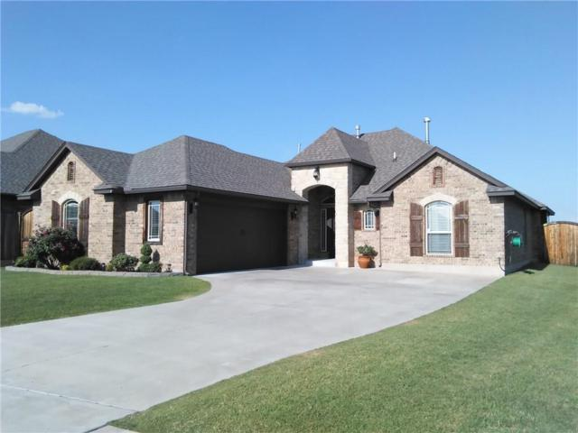 1920 Evans Court, Moore, OK 73160 (MLS #782843) :: The Professionals Real Estate Group