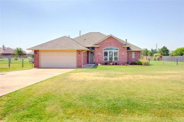 3358 Faint Ridge, Piedmont, OK 73078 (MLS #782860) :: The Professionals Real Estate Group