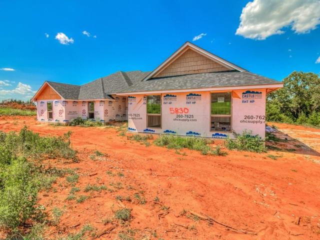 5830 Timberland Crossing, Guthrie, OK 73044 (MLS #782906) :: The Professionals Real Estate Group