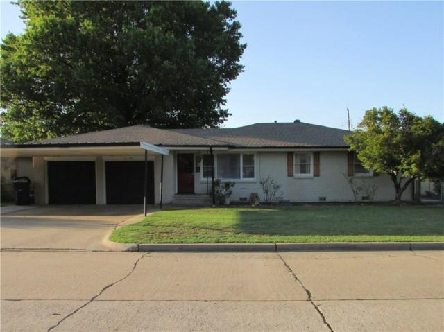 519 SW 3rd Street, Moore, OK 73160 (MLS #782921) :: The Professionals Real Estate Group