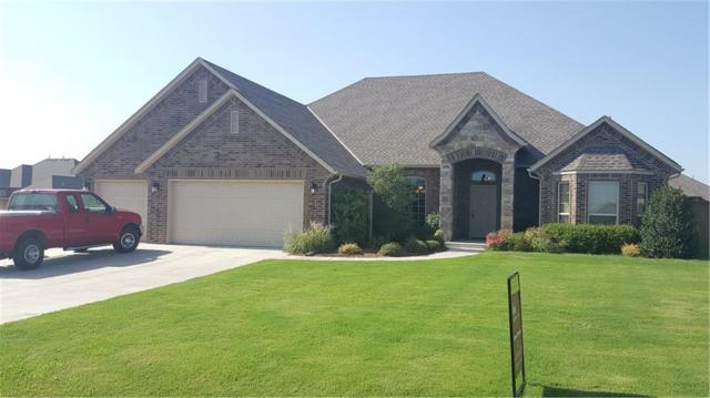 4574 Crestmere, Edmond, OK 73025 (MLS #782922) :: The Professionals Real Estate Group