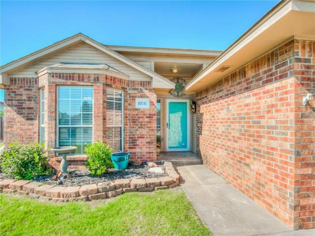 10516 NW 45th Street, Yukon, OK 73099 (MLS #782925) :: The Professionals Real Estate Group