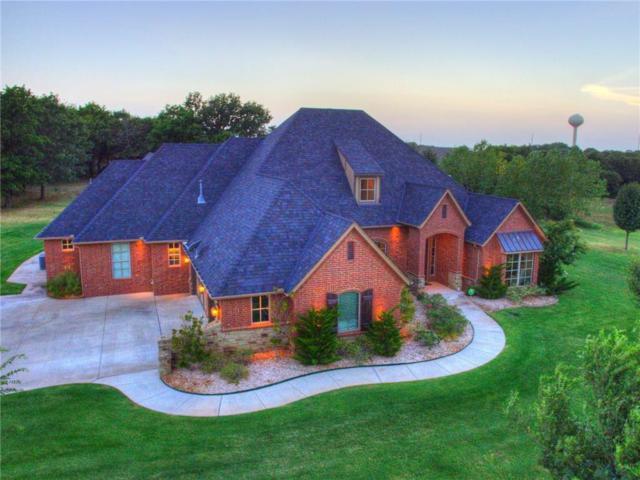 10408 Chitwood Farms Road, Jones, OK 73049 (MLS #782926) :: Homestead & Co