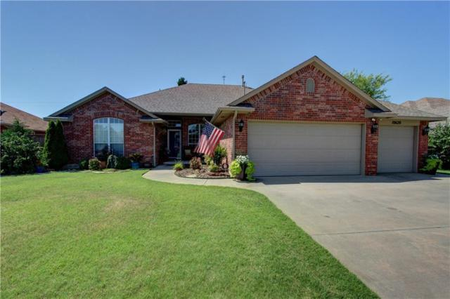 10620 Quail Run Road, Midwest City, OK 73130 (MLS #782962) :: The Professionals Real Estate Group