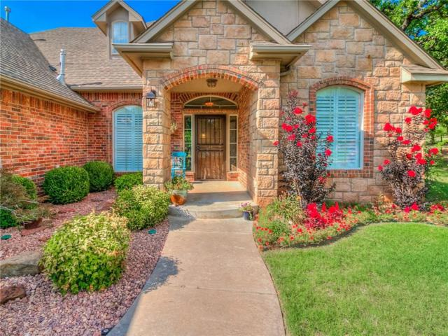 8961 Palermo Drive, Edmond, OK 73034 (MLS #782992) :: The Professionals Real Estate Group