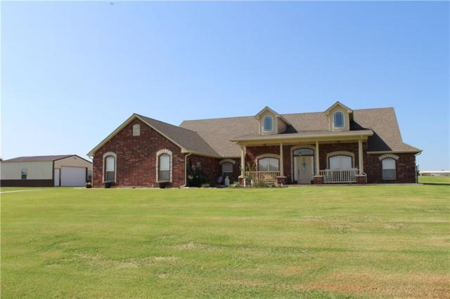 1693 Silks Terrace, Guthrie, OK 73044 (MLS #782999) :: The Professionals Real Estate Group