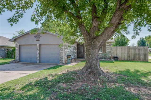 522 S Meadow Lane, Mustang, OK 73064 (MLS #783021) :: The Professionals Real Estate Group