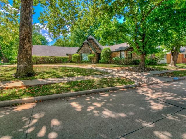 1210 Brookhaven Boulevard, Norman, OK 73072 (MLS #783033) :: Wyatt Poindexter Group