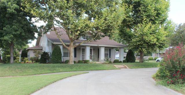 704 N Pennsylvania, Mangum, OK 73554 (MLS #783045) :: Richard Jennings Real Estate, LLC